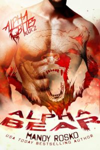 Book Cover: Alpha Bear