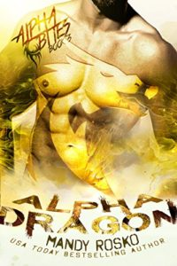 Book Cover: Alpha Dragon