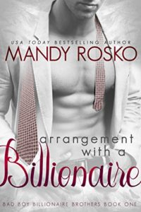 Book Cover: Arrangement With A Billionaire