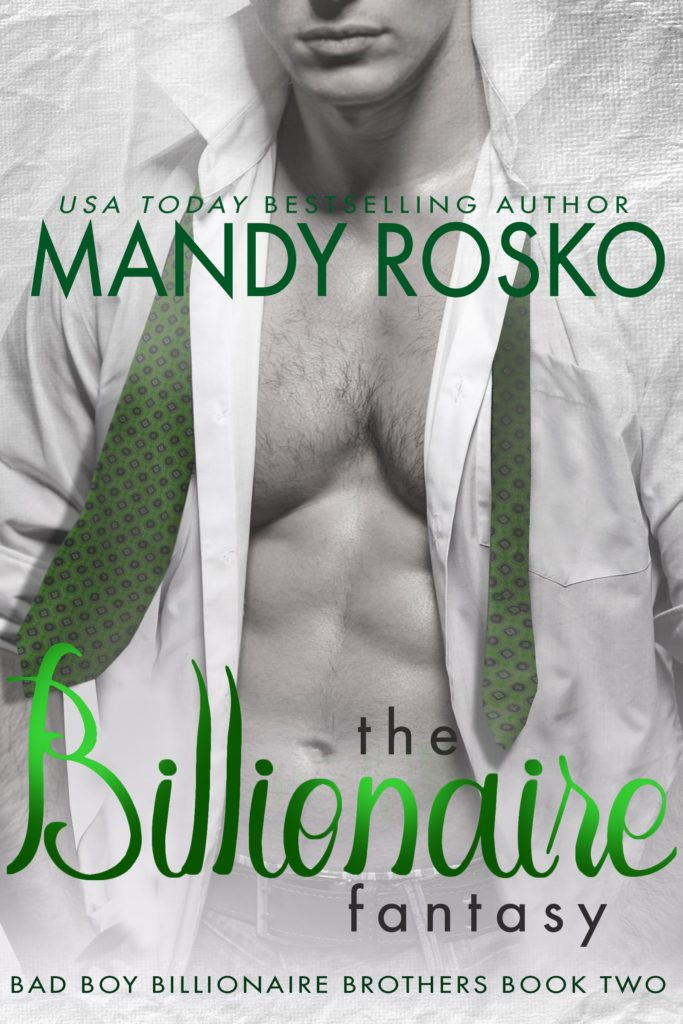 Book Cover: The Billionaire Fantasy
