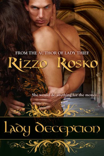 Book Cover: Lady Deception