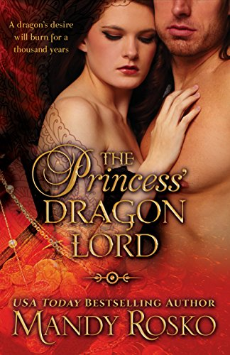 Book Cover: The Princess' Dragon Lord