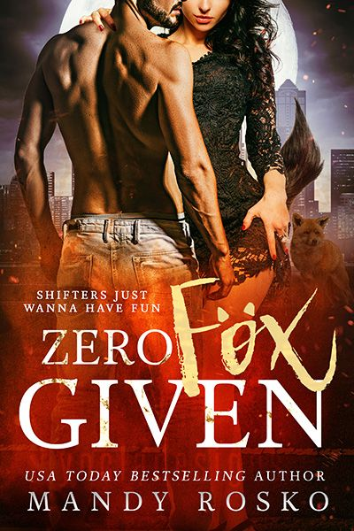 Book Cover: Zero Fox Given