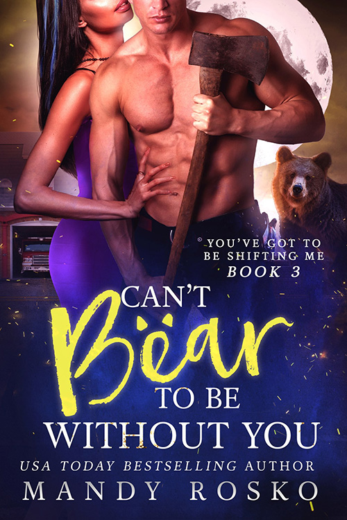 Book Cover: Can't Bear to Be Without You