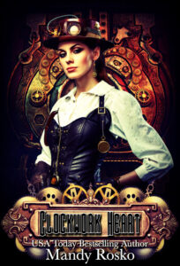 Book Cover: Clockwork Heart